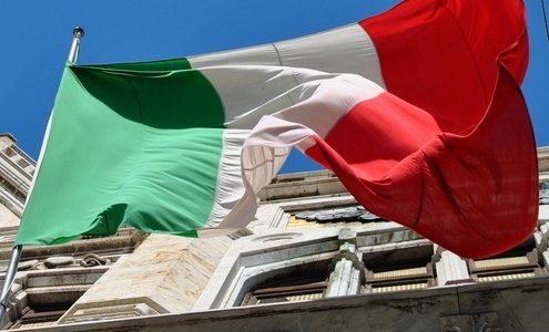flaga Włoch