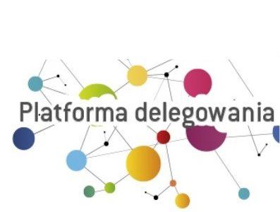 Platforma delegowania