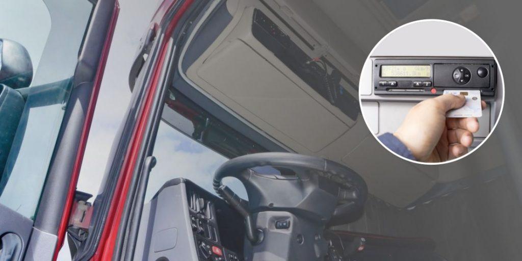 Wyjmowanie karty z tachografu - obsługa tachografu cyfrowego a manualna ingerencja. Kiedy kierowca może wyjąć kartę i co za to grozi?